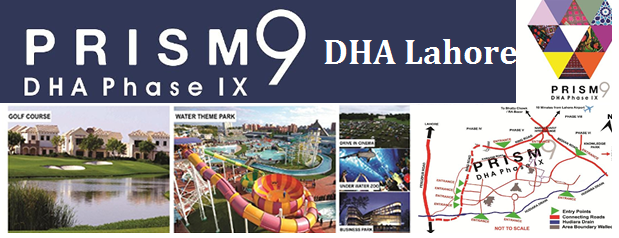 DHA Phase 9 Prism Lahore