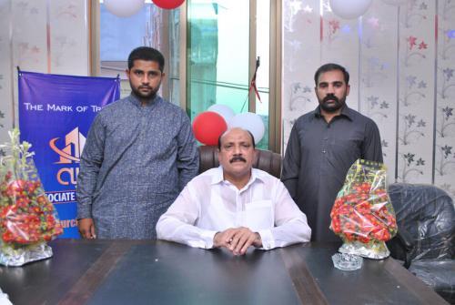 Adv.Waqas TarizCEOAndKashif Chaudary
